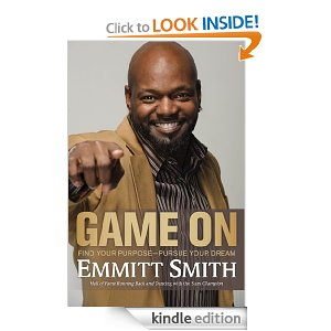 "Post image for Amazon Free Book Download: ""Game On"" by Emmitt Smith"