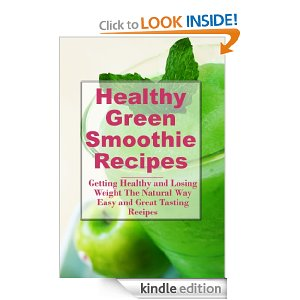 Post image for Amazon Free Book Download: Healthy Green Smoothie Recipes