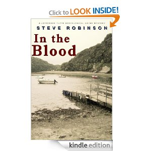 Post image for Amazon Free Book Download: In The Blood (A Genealogical Crime Mystery)