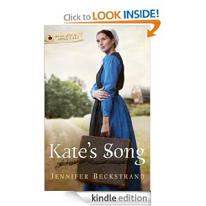 "Post image for 52 Book in 52 Weeks: ""Kate's Song"" by Jennifer Beckstrand"
