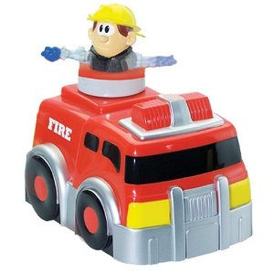 Post image for Amazon: Kid Galaxy Spin 'n Go Fire Truck $13.74