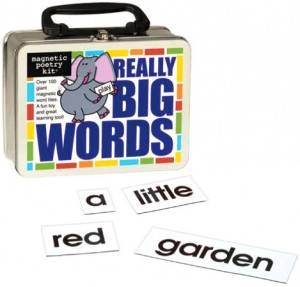 Post image for Amazon: Magnetic Poetry Kit $18.50