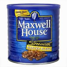 Post image for New Printable Coupon: $1/1 Maxwell House Coffee Coupon
