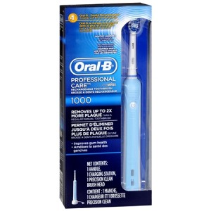 Post image for Walgreens: Oral-B Electric Toothbrush Only $19.99 After Mail-In Rebate