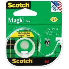 Post image for Back To School 2012: Target- Free Scotch Magic Tape