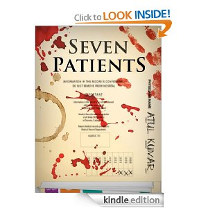 Post image for Amazon Free Book Download: Seven Patients