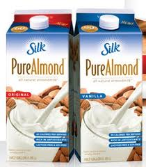 Post image for New Coupon: $1/1 Silk Pure Almond Light Milk