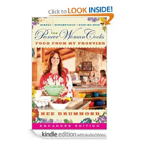 Post image for Amazon Book Download: The Pioneer Woman Cooks: Food from My Frontier $3.99