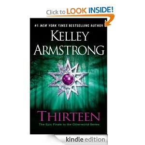 "Post image for 52 Books in 52 Weeks: ""Thirteen"" by Kelley Armstrong"