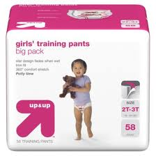 Post image for Target: 50% Off Up and Up Training Pants PLUS Free Shipping