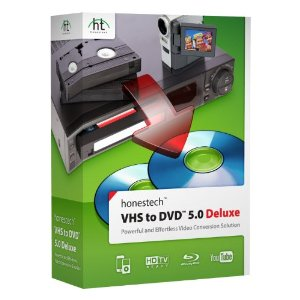 Post image for Amazon: VHS to DVD Converter Software $27.99