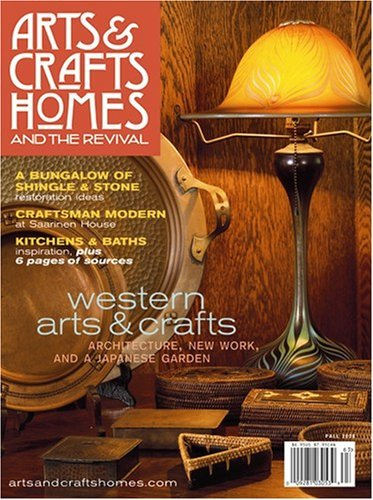 Post image for Arts & Crafts Homes Magazine Only $7.99 Per Year – 9/11