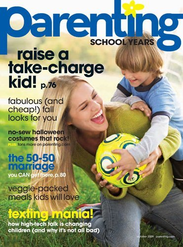 Post image for Parenting Magazine School Years Only $5.99 For Two Years – 9/9