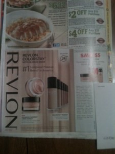 Post image for High Value Revlon Coupon In 9/9/12 Smart Source Insert