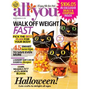 Post image for September 2013 All You Magazine Coupons