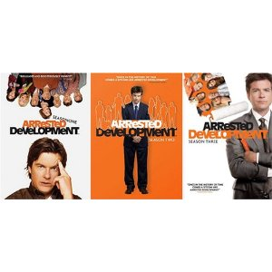 Post image for Amazon Gold Box Deal: Arrested Development (The Series) $26.99