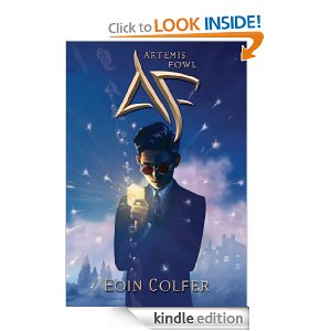 Post image for Amazon Free Book Download: Artemis Fowl (Artemis Fowl, Book One)