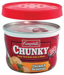 Post image for New Coupon: $0.50 off 2 Campbell's Chunky™ soup or chili