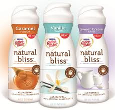 Post image for Target: Coffee-Mate Natural Bliss Creamer $0.89 Each