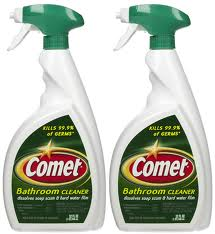 Post image for Comet Bathroom Cleaner (LOTS of Store Deals)