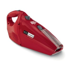 Post image for Amazon: Dirt Devil AccuCharge 15.6 Volt Cordless Hand Vac $29.99 Shipped