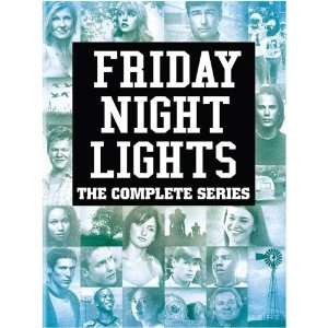 Post image for Amazon: Friday Night Lights: The Complete Series $55.99