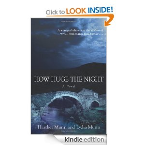 Post image for Amazon Free Book Download: How Huge the Night