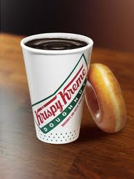 Post image for Reminder:Krispy Kreme- FREE Coffee September 29th!