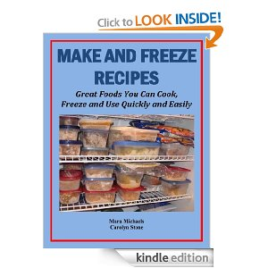 Post image for Amazon Free Book Download: Make and Freeze Recipes