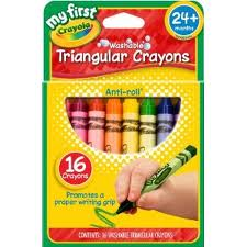 Post image for New Printable Coupon: $1.00 off any My First Crayola Product (Walmart Deals)