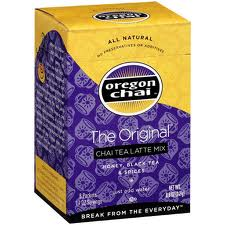 Post image for New Printable Coupon: $1.00 off any OREGON CHAI product