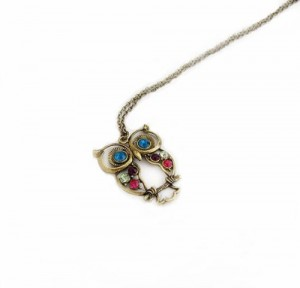 Post image for Amazon: Vintage Owl Necklace $1.27