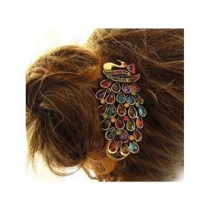 Post image for Amazon: Vintage Jewelry Crystal Peacock Hair Clip $1.29 Shipped