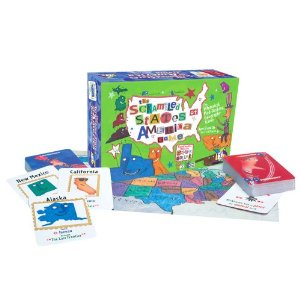 Post image for Amazon: Scrambled States Learning Game $11.08