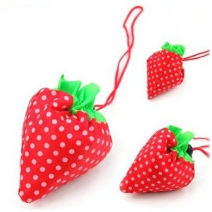 Post image for Amazon: Strawberry Reuseable Shopping Bags Sale $1.19 Shipped