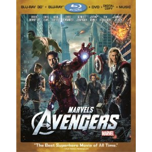 "Post image for ""The Avengers"" 4 Combo Disc Set $19.99"