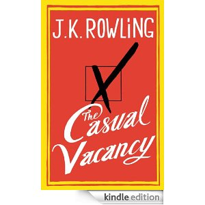 "Post image for It's Out: JK Rowling's New Book ""The Casual Vacancy"""