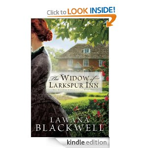 "Post image for 52 Books in 52 Weeks: ""The Widow of Larkspur Inn"" by Lawana Blackwell"