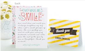 Post image for Last Day: Tiny Prints: 10 Personalized Thank You Cards for $3.50 Shipped