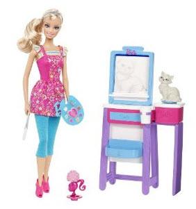 Post image for Amazon: Barbie I Can Be a Teacher Doll Set – Only $13.15!