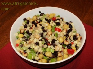 Post image for Cowboy Caviar Recipe