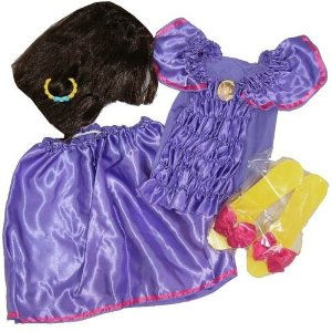 Post image for Amazon: Dora The Explorer Girls Complete Halloween Costume – $8.99 Shipped!