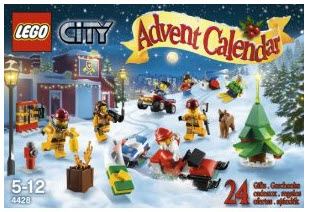 Post image for *HOT* LEGO 2012 City Advent Calendar – Only $32.99 Shipped