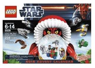 Post image for LEGO 2012 Star Wars Advent Calendar Only $38.35