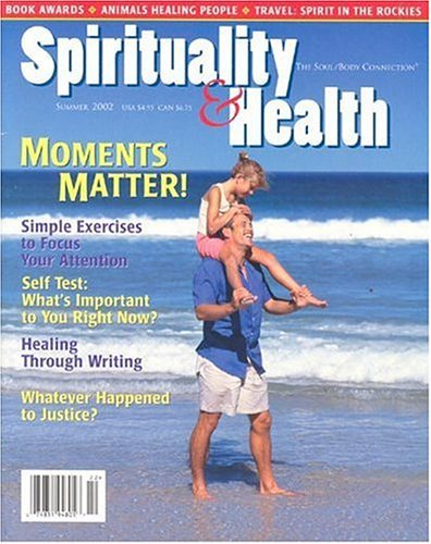 Post image for Spirituality & Health Magazine For Only $4.99 Per Year