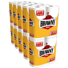 Post image for Brawny Paper Towels $1.13 Delivered