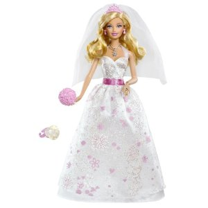 Post image for Bride Barbie Doll 2012 Sale $13.63