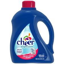 Post image for Rite Aid Cheer Detergent $1.25 With Coupon From 10/14 Paper