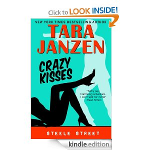 Post image for Free Book Download: Crazy Kisses (Steele Street)