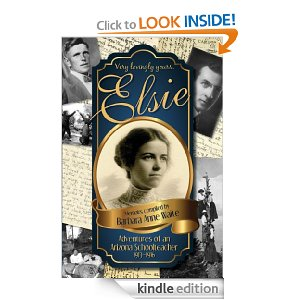 Post image for Amazon Free Book Download: Elsie – Adventures of an Arizona Schoolteacher 1913-1916